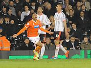Fulham v Blackpool 051114
