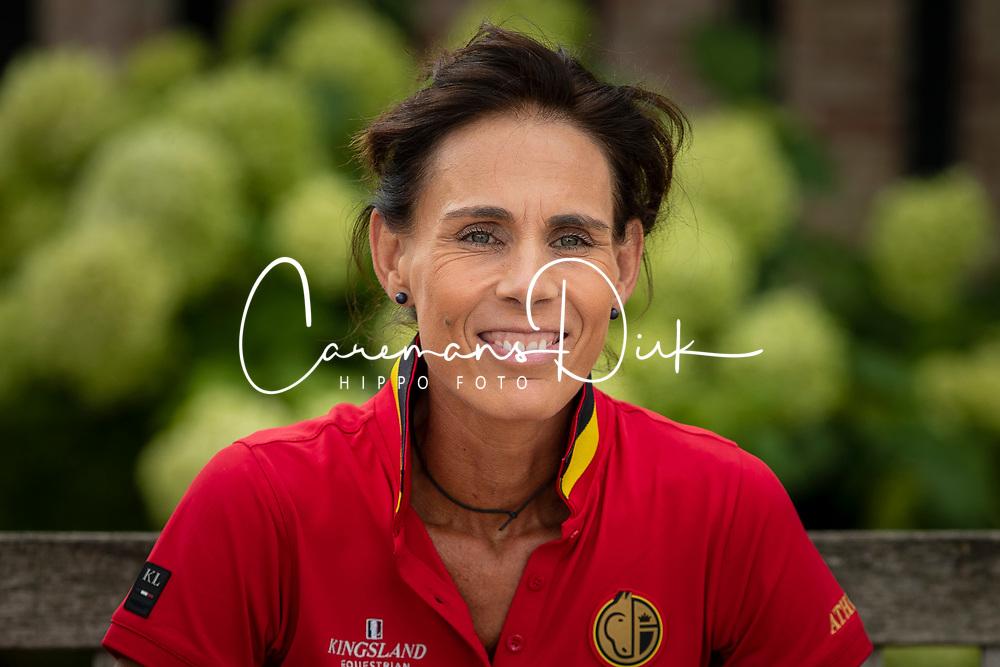 George Michèle, BEL <br /> Team Belgium Para Dressage 2019<br /> © Hippo Foto - Dirk Caremans<br /> 06/08/2019