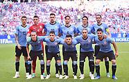 Uruguay/Russia 25/6