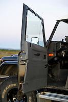 """Land Rover Defender 90 County, 1998 árgerð, 35"""" breyttur."""