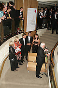 PRIZE DRAW, Grosvenor House Art & Antiques Fair charity gala evening in aid of Coram Foundation. Grosvenor House. Park Lane. London. 14 June 2007.  -DO NOT ARCHIVE-© Copyright Photograph by Dafydd Jones. 248 Clapham Rd. London SW9 0PZ. Tel 0207 820 0771. www.dafjones.com.