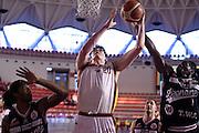 Yacopo Vedovato<br /> Unicusano Roma - TWS Legnano<br /> Campionato Basket LNP 2016/2017<br /> Roma 26/02/2017<br /> Foto Ciamillo-Castoria
