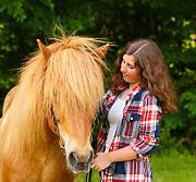20160610 Giliane Pony