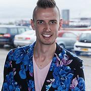 NLD/Amsterdam/20131104 - Lunch genomineerde Musical Awards Gala 2013, Theun Plantinga