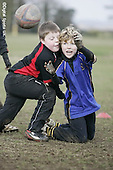 Saracens Masterclass at Hertford RFC. 19-2-09. Under 10s
