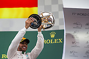 October 23-25, 2015: United States GP 2015: Lewis Hamilton (GBR), Mercedes
