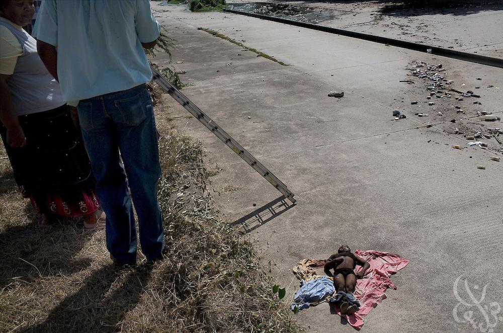 Jamaican Violence | Scott Nelson