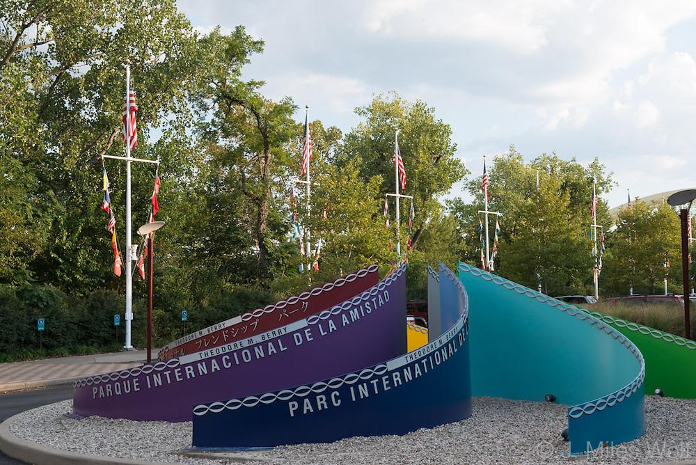 Friendship Park Cincinnati Ohio