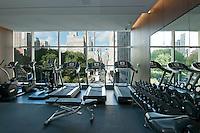 Gym at 1 Madison Avenue
