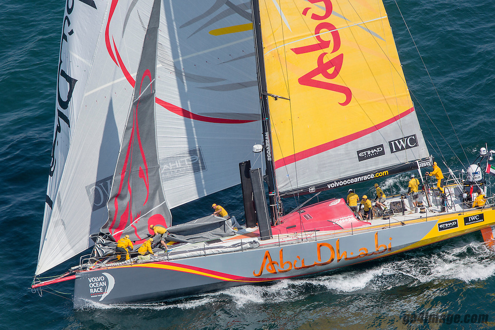 Start<br /> Newport<br /> Volvo Ocean Race