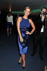 LOUISE REDKNAPP at the GQ Men of the Year 2011 Awards dinner held at The Royal Opera House, Covent Garden, London on 6th September 2011.