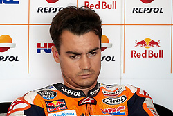 September 22, 2018 - Dani Pedrosa (Repsol Honda Team) in action during  Gran Prix Movistar the Aragón. 22-09-2018  September 22, 2018. (Credit Image: © AFP7 via ZUMA Wire)