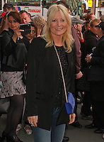 Gaby Roslin, Just Jim Dale - Press Night, Vaudeville Theatre, London UK, 28 May 2015, Photo by Brett D. Cove