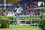 Katrin Eckermann - Carlson 46<br /> World Equestrian Festival, CHIO Aachen 2012<br /> © DigiShots
