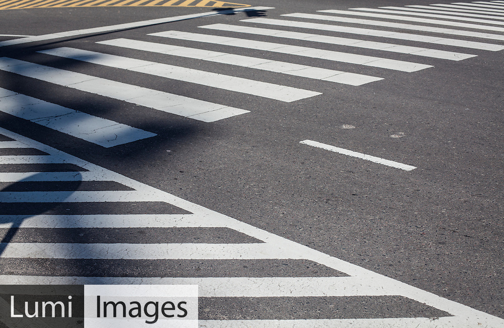 Zebra Crossing, Striped, Crosswalk, Safety, Street,