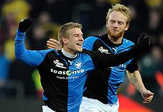 20100325 Brøndby - HB Køge SAS Liga fodbold
