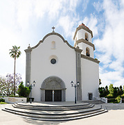 Mission Basilica San Juan Capistrano Parish and School