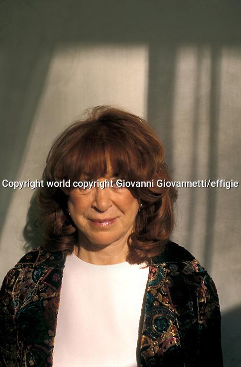 Lynda La Plante<br />world copyright Giovanni Giovannetti/effigie
