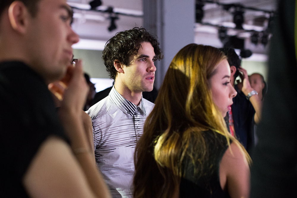 Darren Criss at Public School SS2016