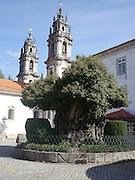 Nossa Senhora dos Remedios church, Lamego. Portugal