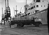 1959 - 22/09 Photographs at Customs House Docks