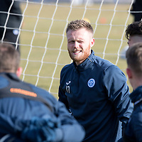 St Johnstone Training….23.02.18<br />