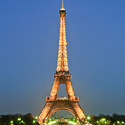 Eiffel Tower / Paris, France