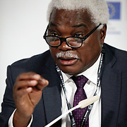 20160616 - Brussels , Belgium - 2016 June 16th - European Development Days - Mobilising innovative finance for resilient and sustainable cities - Jean-Pierre Elong-Mbassi , Secretary General , United Cities and Local Governments of Africa © European Union