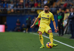 January 20, 2019 - Vila-Real, Castellon, Spain - Jaume Costa of Villarreal during the La Liga Santander match between Villarreal and Athletic Club de Bilbao at La Ceramica Stadium on Jenuary 20, 2019 in Vila-real, Spain. (Credit Image: © AFP7 via ZUMA Wire)