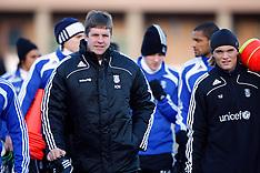 20080106 SAS Liga Brøndby Træning