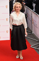 Amanda Abbington attends The House of Fraser British Academy Television Awards at The Theatre Royal, Dury Lane, London on Sunday 10 May 2015