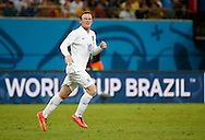 Wayne Rooney of England during the 2014 FIFA World Cup match at Arena da Amazonia, Manaus<br /> Picture by Andrew Tobin/Focus Images Ltd +44 7710 761829<br /> 14/06/2014