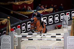 Saurugg Markus, (AUT), Texas I<br /> MEVISTO Amadeus Horse Indoor Salzburg<br /> © Hippo Foto - Stefan Lafrentz<br /> 11-12-2016