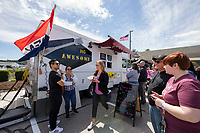 Exit 20 Food Truck Festival at Tanger Outlets in Tilton.  Karen Bobotas for the Laconia Daily Sun
