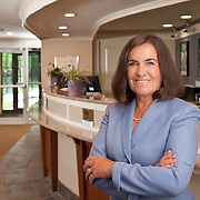 Commercial Portrait of Cape Cod Bank manager