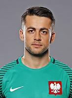Uefa - World Cup Fifa Russia 2018 Qualifier / <br /> Poland National Team - Preview Set - <br /> Lukasz Fabianski