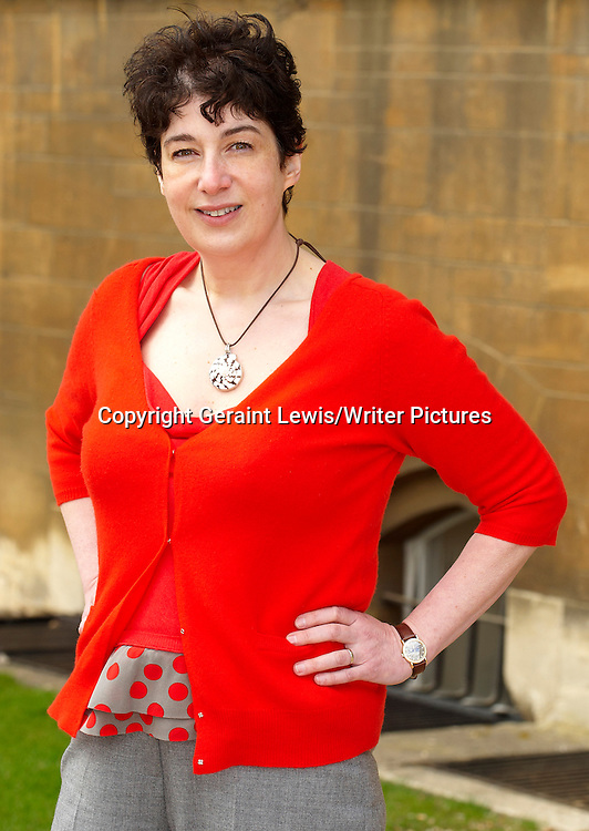 Joanne Harris, writer, in Christchurch College Oxford at The Oxford Literary Festival 2010.<br /> <br /> copyright Geraint Lewis/Writer Pictures<br /> contact +44 (0)20 822 41564<br /> info@writerpictures.com<br /> www.writerpictures.com