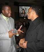 Magic Johnson & Rev. Jesse Jackson.Black Enterprise Magazine Party.Beverly Whilshire Hotel.Beverly Hills, California, USA.Wednesday, February 21, 2007.Photo By Celebrityvibe; .To license this image please call (212) 410 5354 ; or.Email: celebrityvibe@gmail.com ;