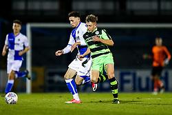 Josh Brace of Bristol Rovers U18 - Rogan/JMP - 02/11/2017 - FOOTBALL - Memorial Stadium - Bristol, England - Bristol Rovers U18 v Forest Green Rovers U18 - FA Youth Cup 1st Round.