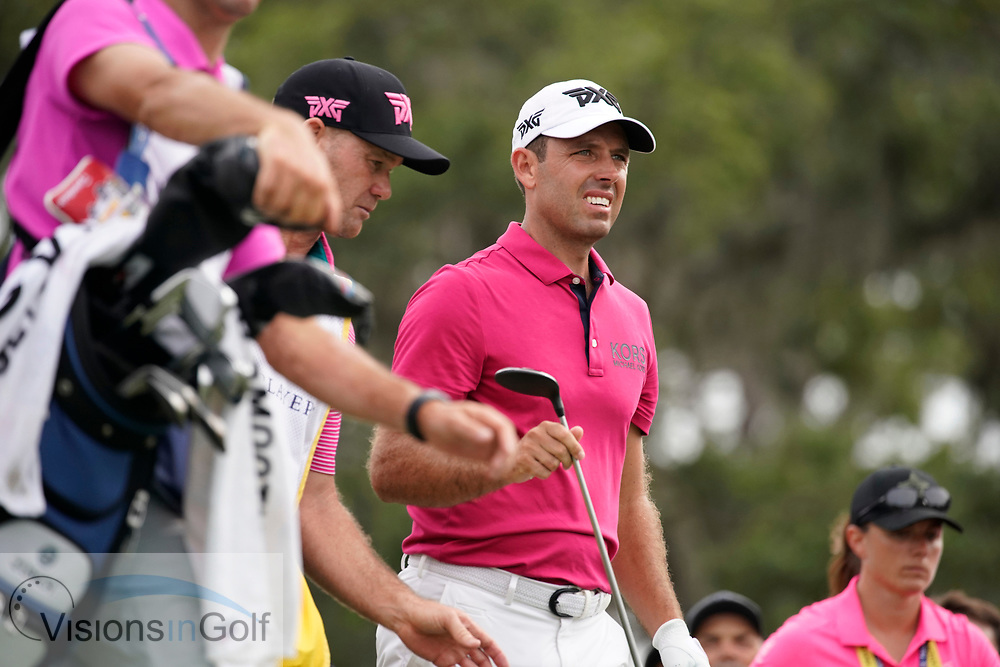 Charl Schwartzel<br /> On the final day<br /> THE PLAYERS Championship 2018<br /> <br /> Golf Pictures by Mark Newcombe/visionsingolf.com