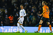 Leeds United defender Ben White (5) during the EFL Sky Bet Championship match between Leeds United and Hull City at Elland Road, Leeds, England on 10 December 2019.