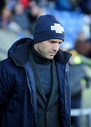 Exeter City Manager, Paul Tisdale - Photo mandatory by-line: Neil Brookman/JMP - Mobile: 07966 386802 - 24/01/2015 - SPORT - Football - Oxford - Kassam Stadium - Oxford United v Exeter City - Sky Bet League Two
