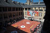 Illustration - 30.06.2015 - Lillard Take On Paris<br />Photo : Andre Ferreira / Icon Sport