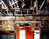 Ruined interiors