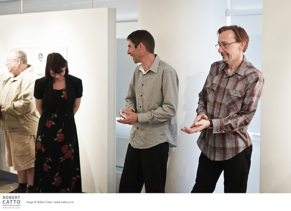 Light & Truth is collection of works by three Wellington photographers. Alastair McAra, Deidra Sullivan and Shaun Matthews each use the back-to-basics method of the pinhole camera to respond variously to ideas of nostalgia, history and childhood. Visitors to the gallery can also experience the method first hand, by entering the huge, walk-in camera obscura!