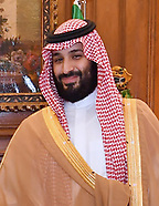 Saudi Crown Prince At G20 Summit, Argentina