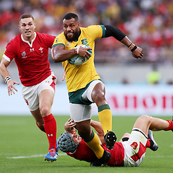 29,09,2019 Australia v Wales - Rugby World Cup 2019_ Pool D-3