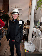 ALICE BAMFORD, IN THE DAYLESFORD SHOP.  The Pimlico Road Summer party. London SW1. 9 June 2009