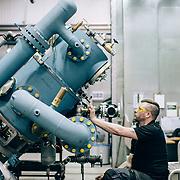 16/03/17 Redditch - Gardner Denver - Redditch - Gardner Denver - construction of industrial equipment