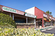 Asian Restaurants Along W. Las Tunas Dr. in San Gabriel